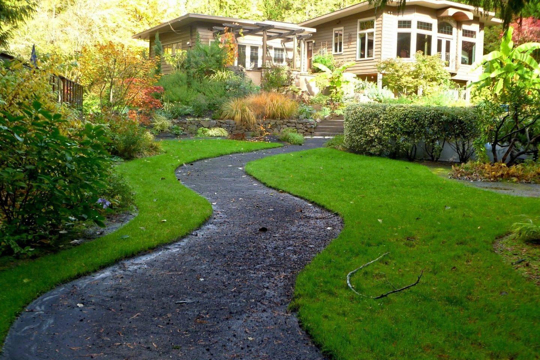 Lawn mowing edging 2
