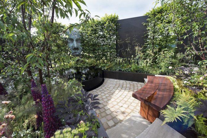 Wellbeing garden 2