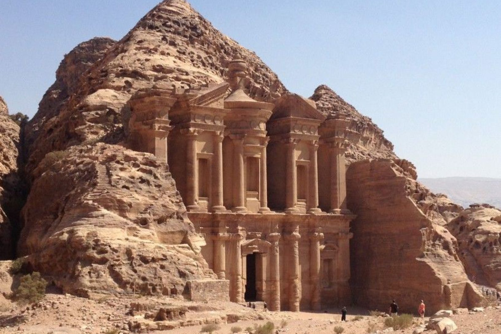 Ancient petra trek