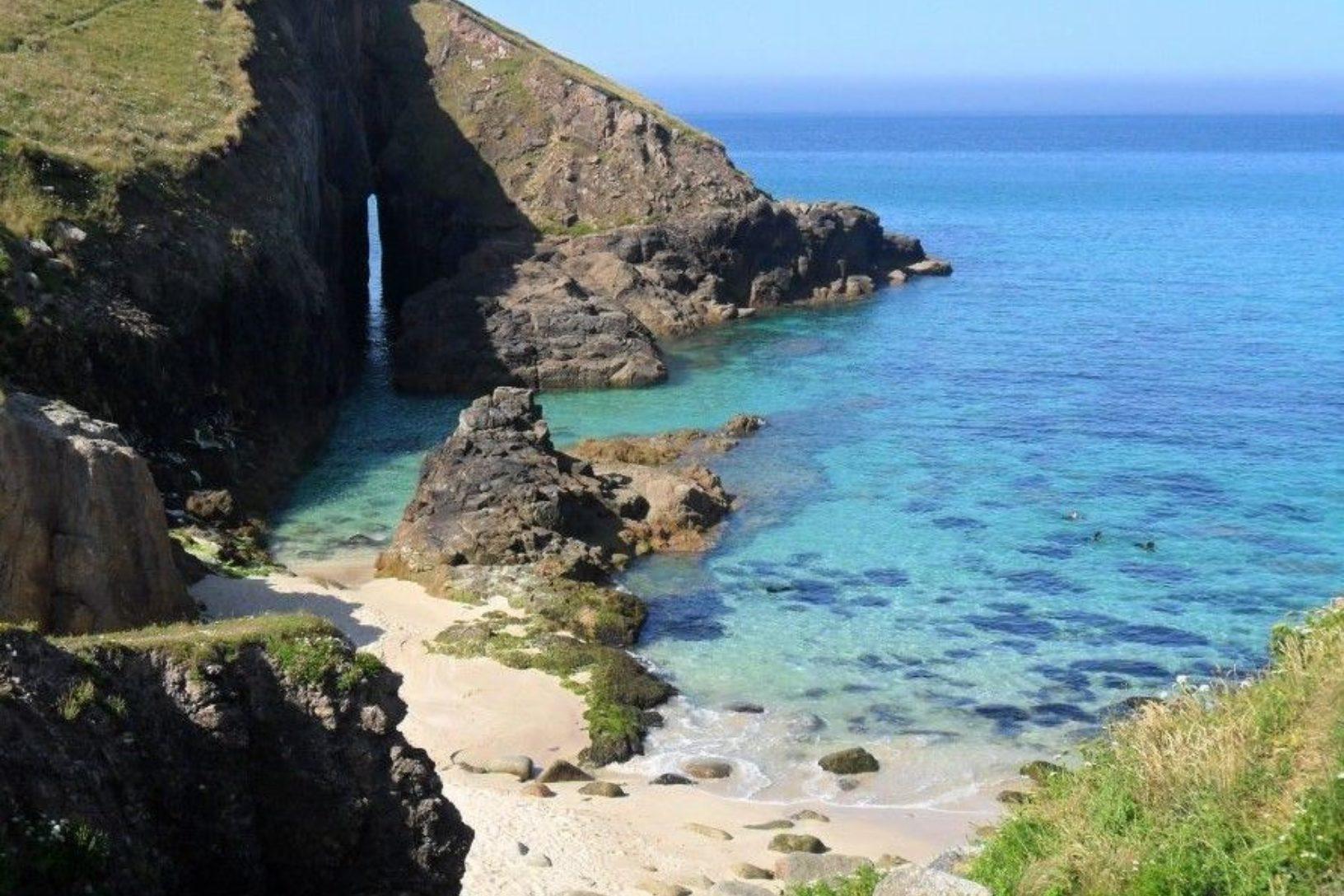 Cornish coastal challenge