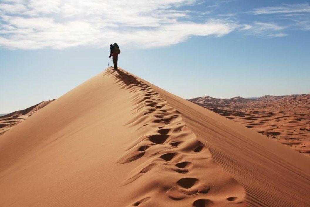 Sahara Desert Charity Trek1 1