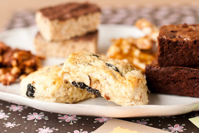 Brownies & Scones