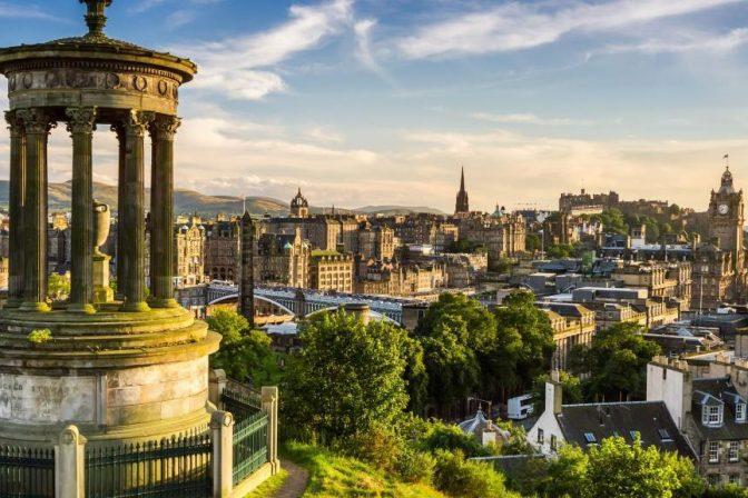 The Edinburgh 7 Summits Challenge 8
