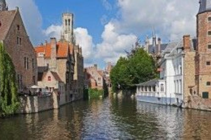London to bruges cycle