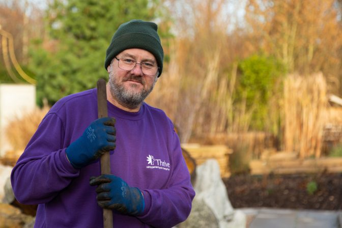 Birmingham volunteer