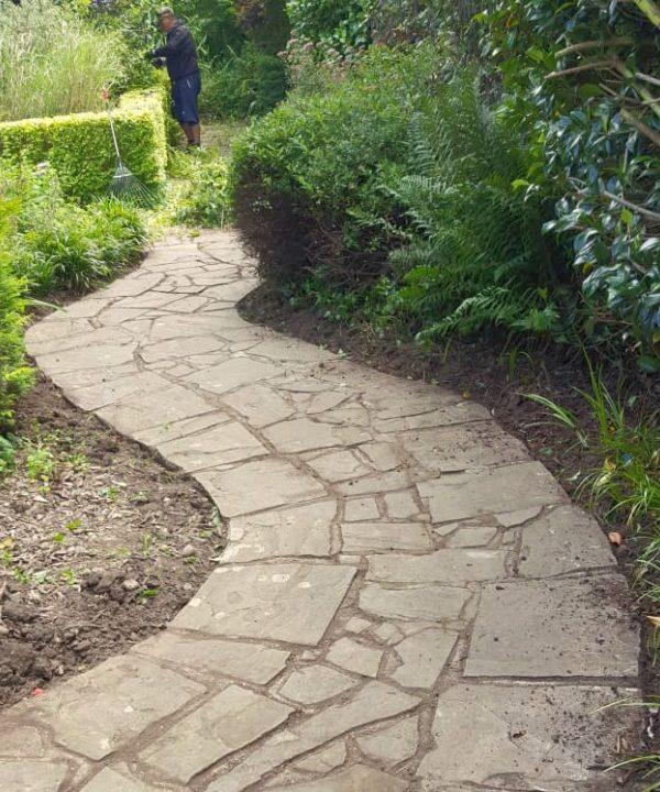 Brum path July