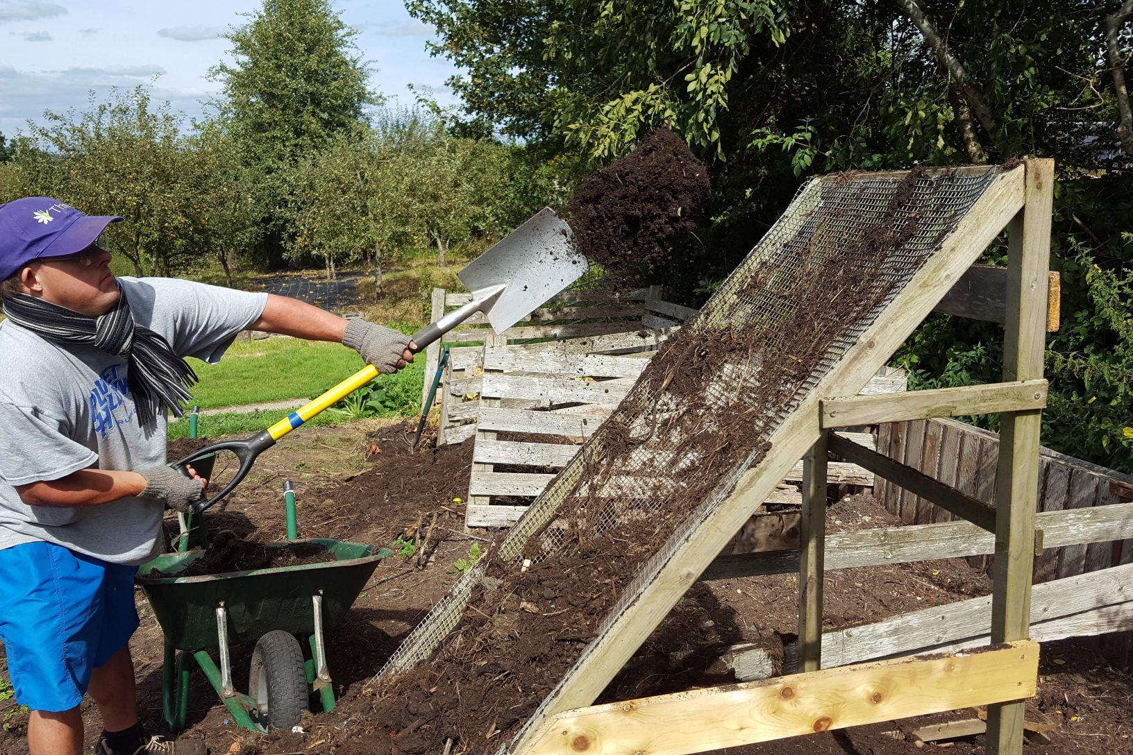 Nick composting