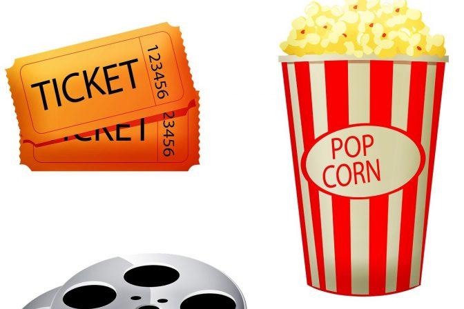 Cinema popcorn Pixabay