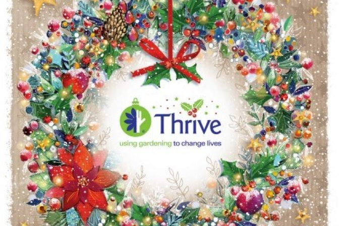 Thrive Wreath