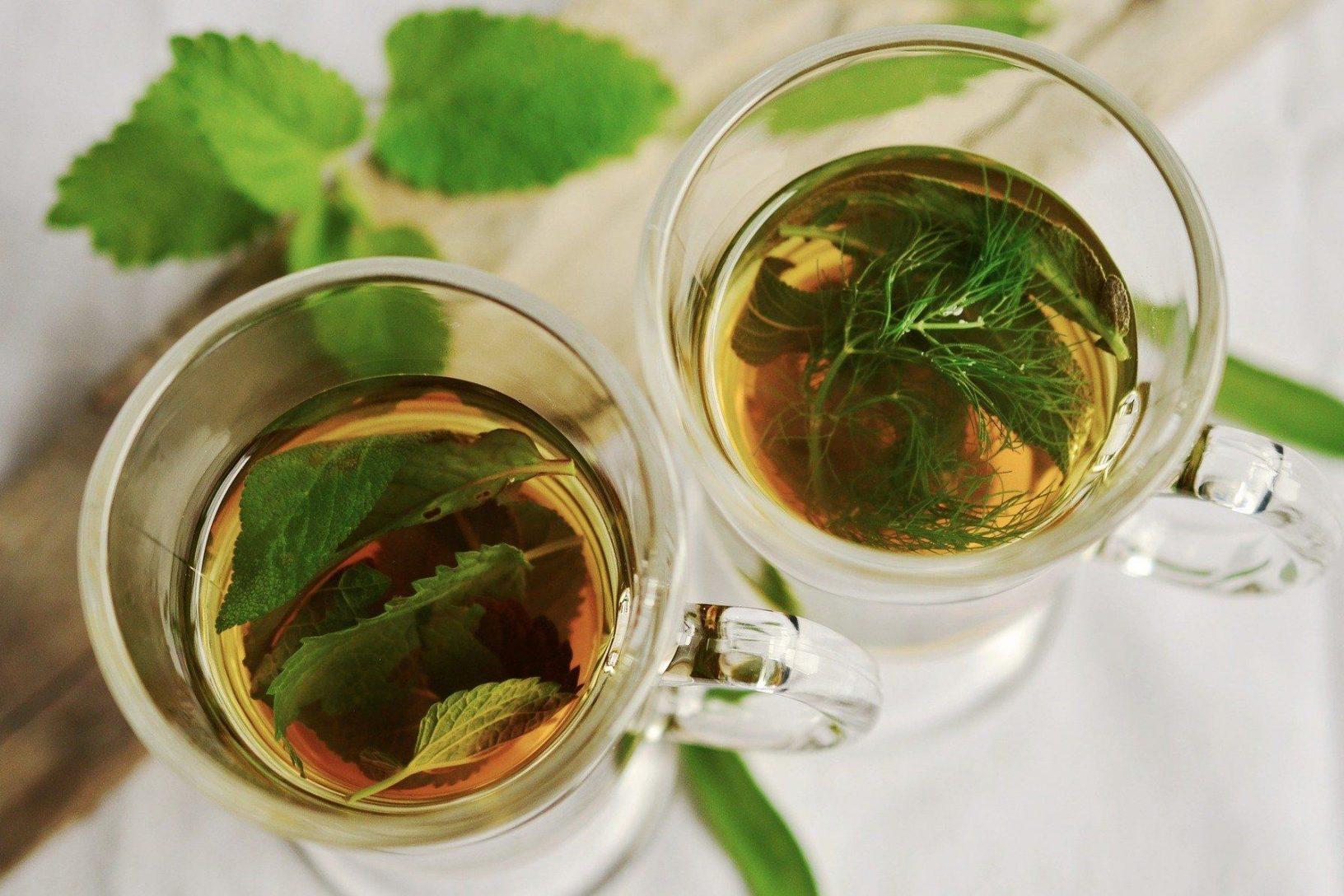 Herbal teas hero image