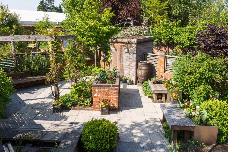 190516 20 Designer garden