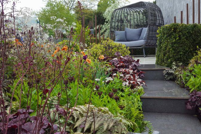 Habit of Living garden RHS Malvern 1 of 1